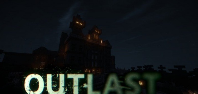 Карта Outlast - Full Game Recreated 1.12