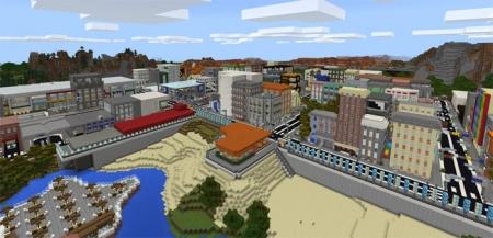 Карта Footscray 1.2.0, 1.2.3