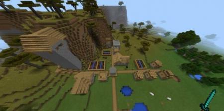 Сид Две деревни 1.2.0, 1.2.3