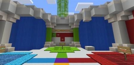 Карта SG Elytra Party 1.2.0, 1.2.3