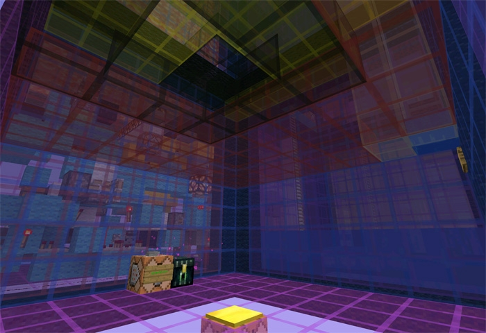 Карта The Cube Escape (Minigame) 1.2.0, 1.2.5