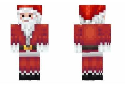 Скин Санта Клаус 1.2.0, 1.2.6
