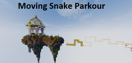 Карта Moving Snake Parkour 2 1.12