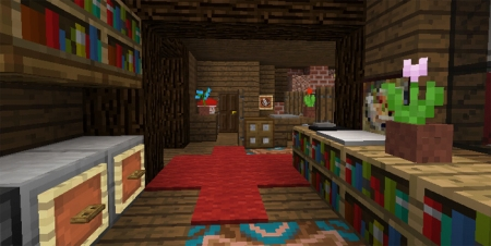 Карта Gingerbread House 1.2.0, 1.2.5