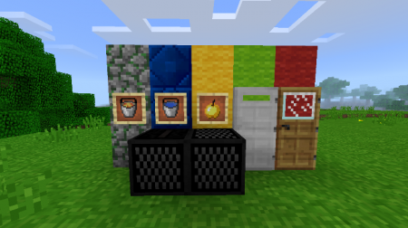 Текстуры Enhanced Minecraft Resource Pack 1.2.0, 1.2.5
