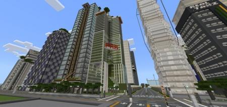 Карта Avrin City (The Tomorrowland, Republic of Avrin) 1.2.0, 1.2.6