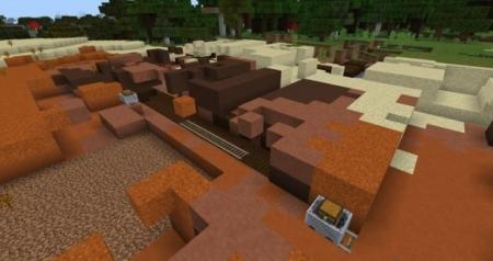 Сид Заброшенные шахты на поверхности 1.2.0, 1.2.6