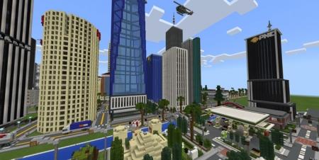 Карта Snyder City (Creation) 1.2.0, 1.2.6, 1.2.8