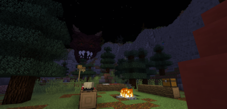 Карта Halloween Adventure 1.12