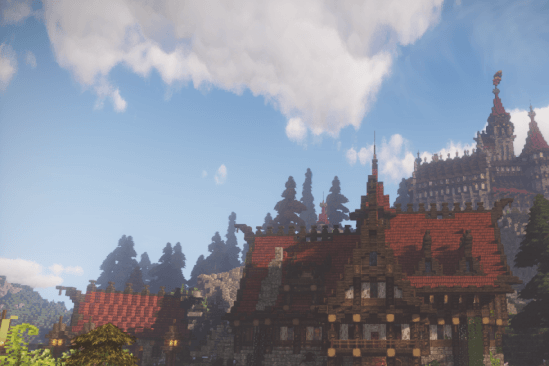 Карта Castle Blackthorn 1.12.2