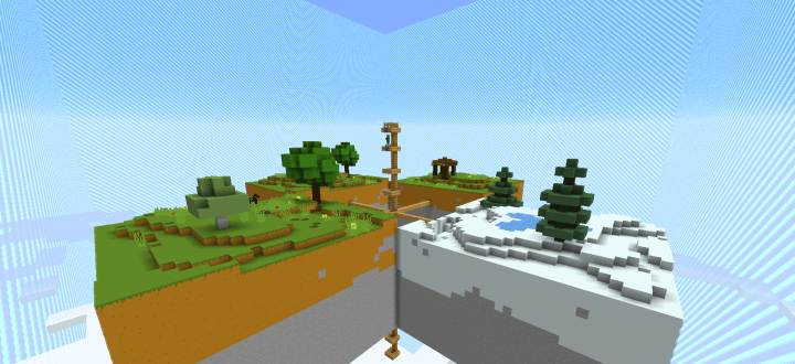 Карта Chunk Loader: Monument of the Gods 1.12.2