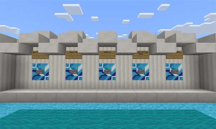 Карта Do You Know Update Aquatic? Minigame 1.2.10