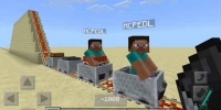 Мод Attraction Minecart 1.2.0, 1.2.13