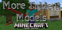 Текстур пак More Trident Models Pack 1.2.0, 1.2.13