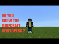 Карта Do You Know The Minecraft Developers 1.2.0, 1.2.13