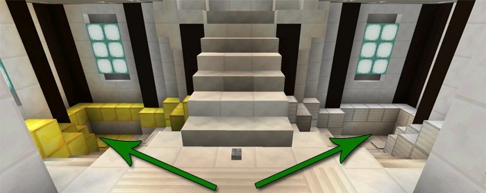Карта Missile Wars For MCPE 1.2.0, 1.2.13