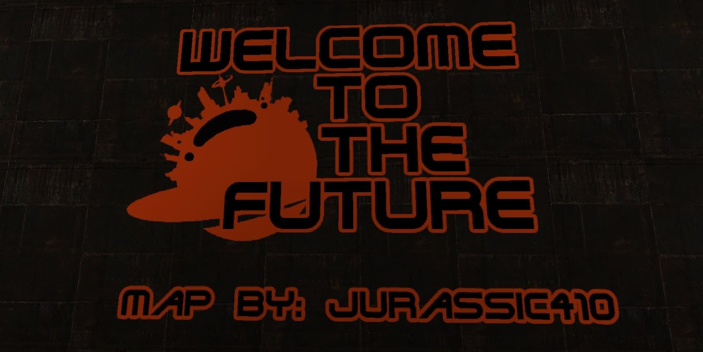 Карта Welcome to the Future 1.12