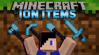 Мод Ion Items 1.12