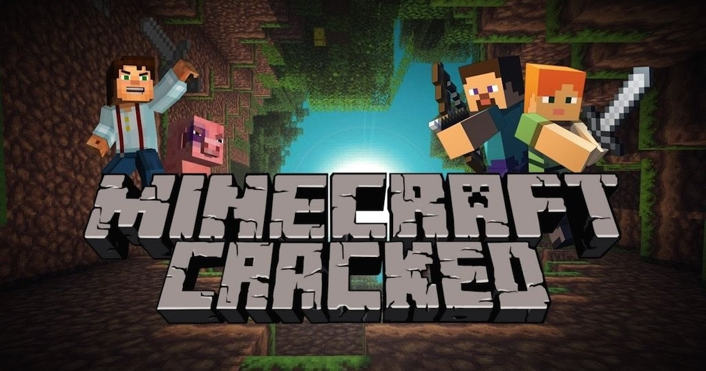 Карта Cracked Map 1.12
