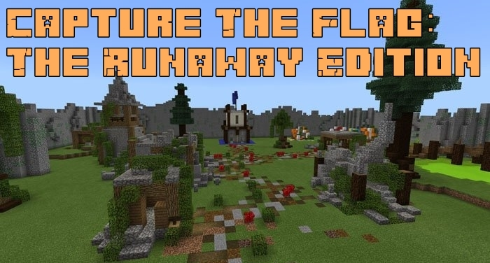 Карта Capture The Flag: The Runaway Edition [Minigame] 1.4