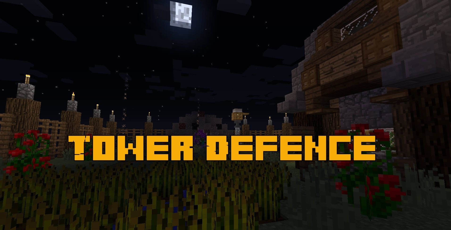 Карта Tower Defence 1.12