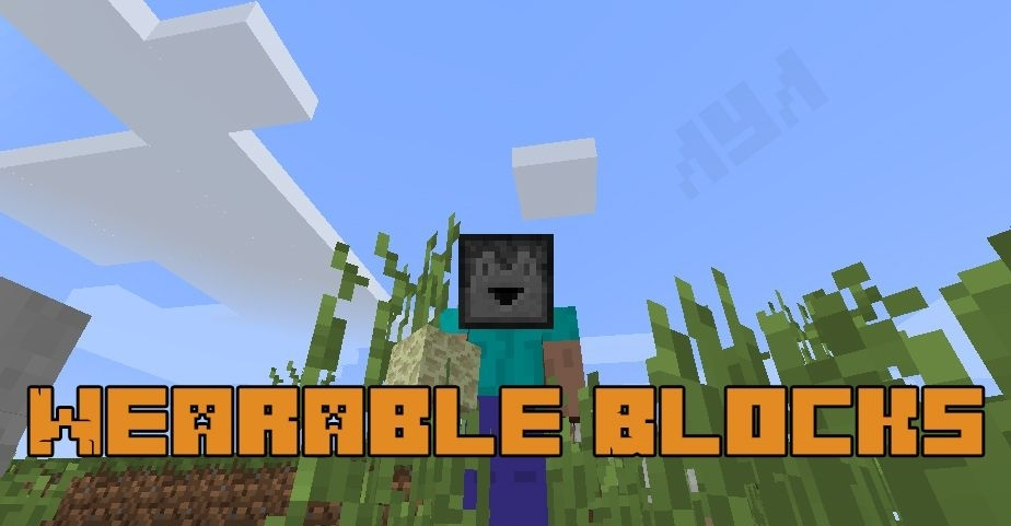 Мод Wearable Blocks 1.12