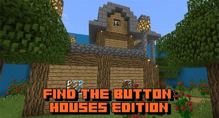 Карта Find The Button: Houses Edition (Мини-игра) 1.4