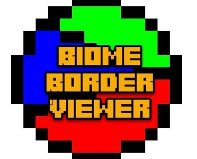 Мод Biome Border Viewer 1.12