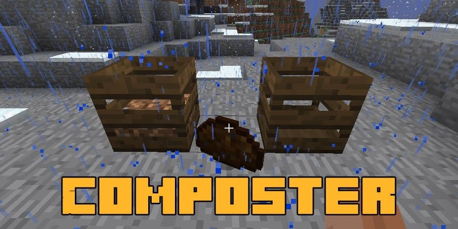 Мод Composter 1.12