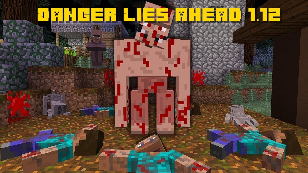 Мод Danger Lies Ahead 1.12