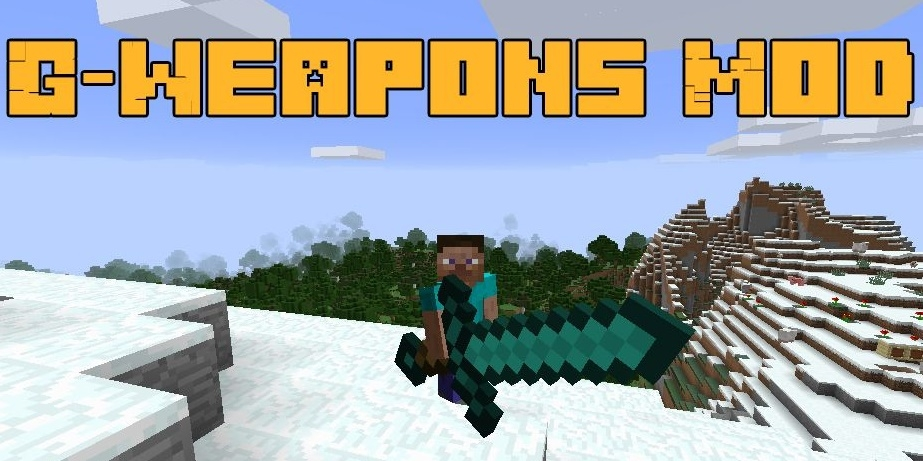 Мод G-Weapons 1.12