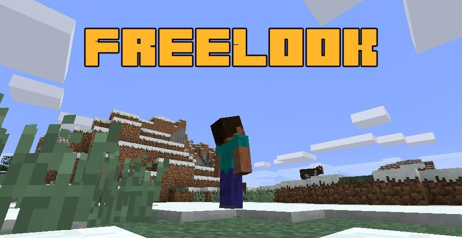 Мод FreeLook 1.12