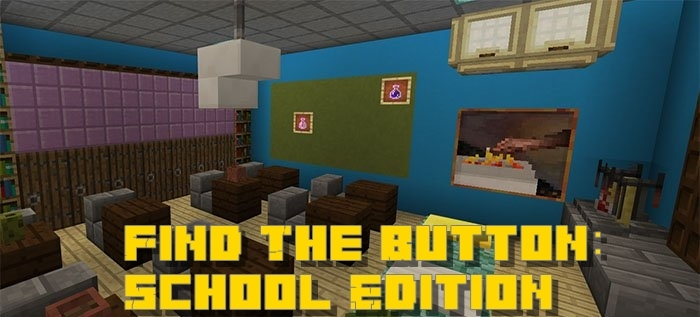 Карта Find The Button: School Edition (Мини-игра) 1.4