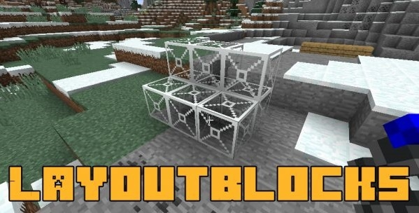 Мод LayoutBlocks 1.12