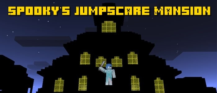 Карта Spooky's JumpScare Mansion (Приключения) 1.4