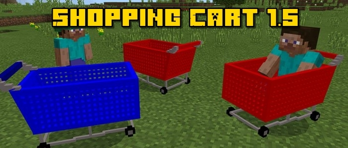 Мод Shopping Cart 1.5