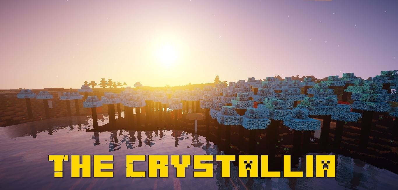 Мод The Crystallia 1.13