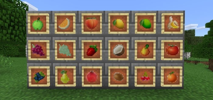 Мод More Fruit 1.6.0