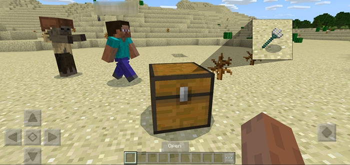 Мод Lucky Chests 1.6.1