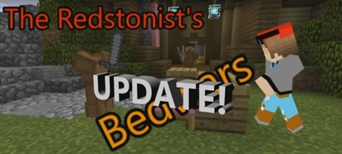 Карта The Redstonist Bedwars (PvP) 1.6.1