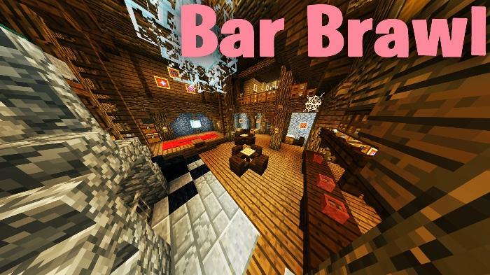 Карта SG Bar Brawl [Мини-игра] 1.6.1
