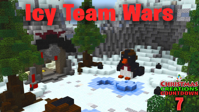 Карта SG Icy Team Wars [PvP] 1.8