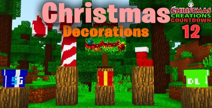 Текстур пак SG Christmas Decorations 1.8