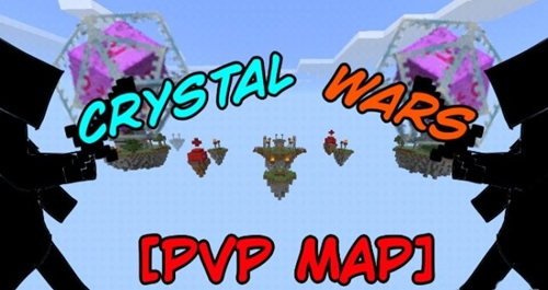Карта Crystal Wars [PvP] 1.8+