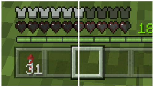 Текстур пак Better Wither Hearts 1.9