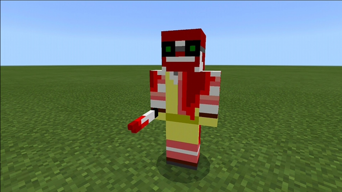 Мод McFactory Mobs Pack 1.11