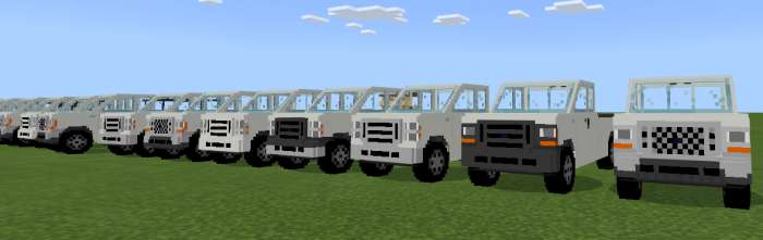 Мод Ford F-350 1.13