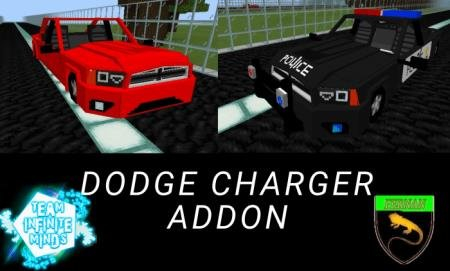 Мод Dodge Charger 1.12