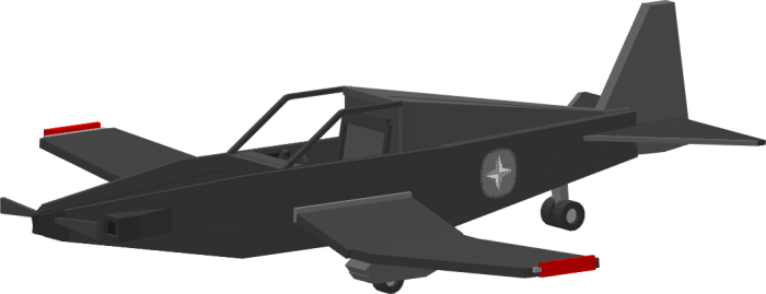 Мод Alpha Z1 Airplane 1.16